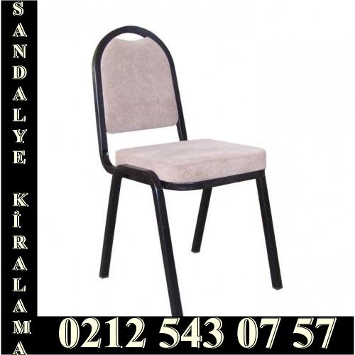 Beyoğlu sandalye kiralama