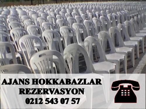 Fatih sandalye kiralama